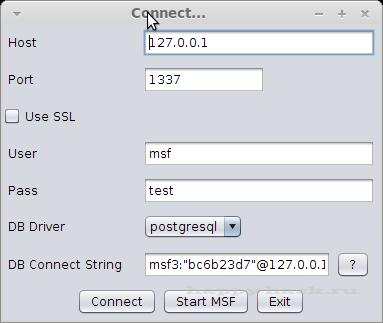 Злом віддаленої системи з допомогою metasploit+armitage.