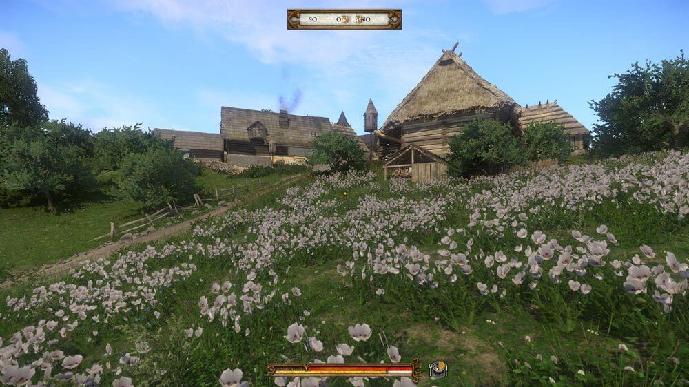 Kingdom Come Deliverance местность
